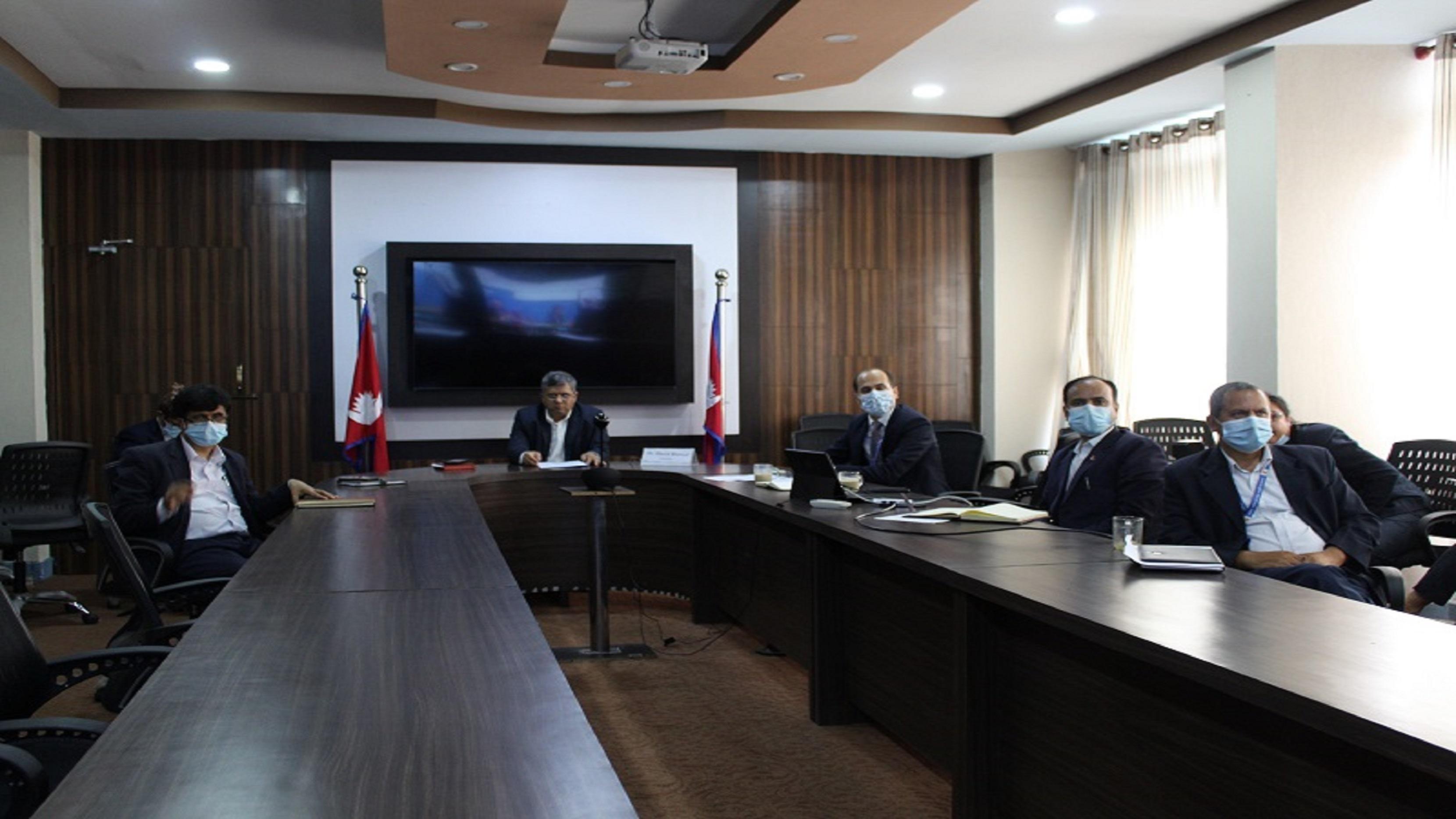 विश्व व्यापार संगठन व्यापार वार्ता समितिको मन्त्रिस्तरीय बैठकका तस्विरहरु।