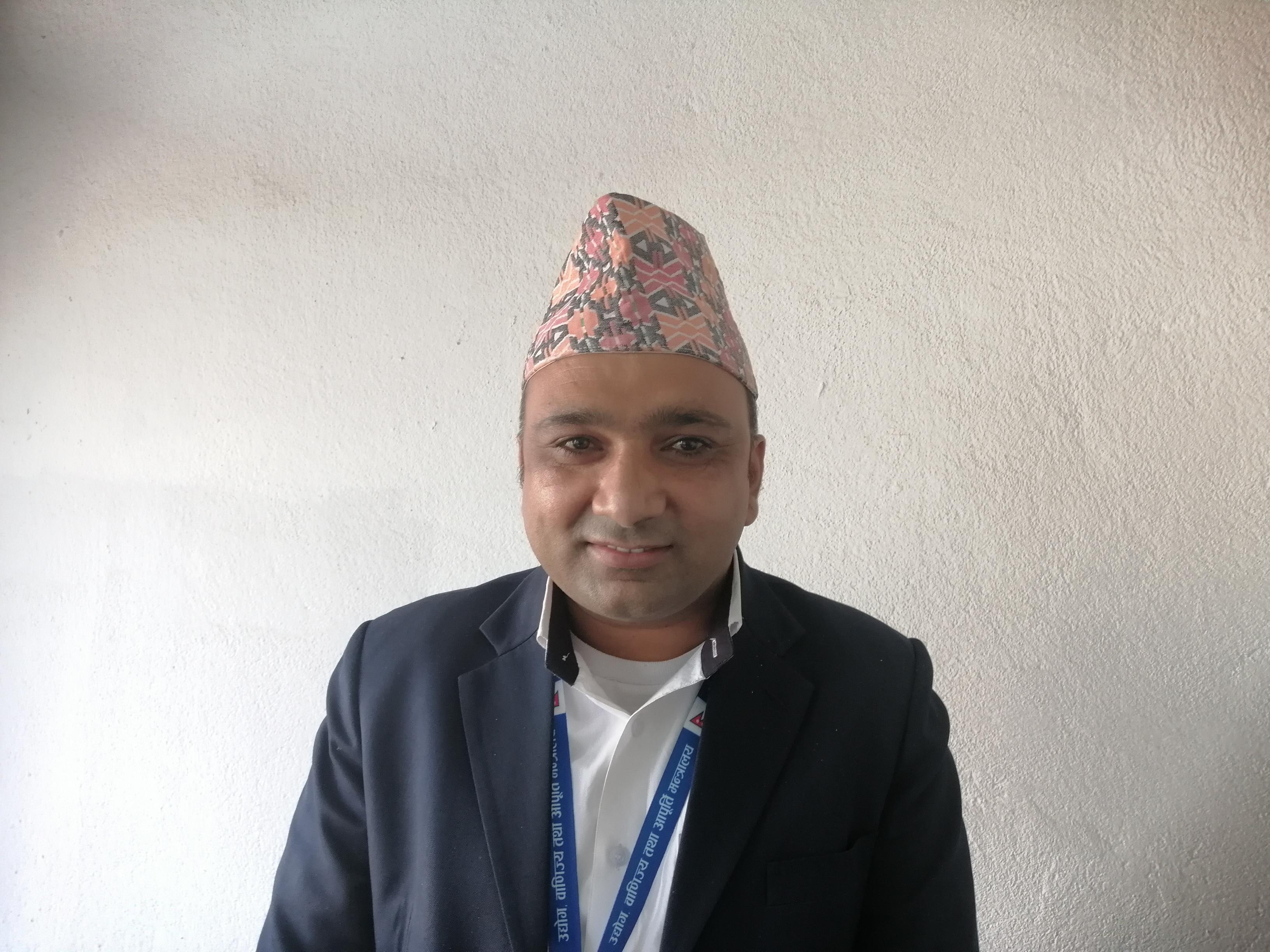 श्री कृष्णराज पाण्डे