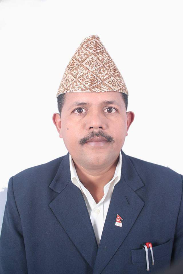 श्री प्रेम प्रसाद लुईटेल